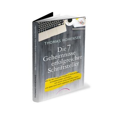 Buch Die sieben Geheimnisse erfolgreicher Schriftsteller