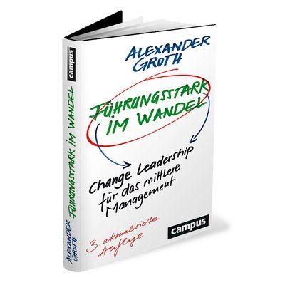 Buch Führungsstark im Wandel 3 Aufl