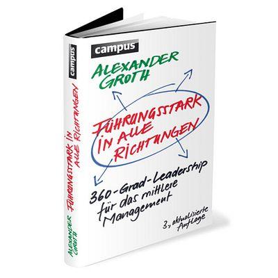 Buch Führungsstark in alle Richtungen 3 Aufl