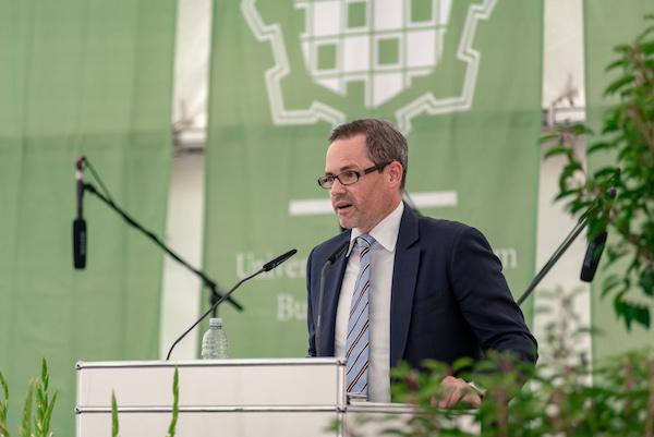 Alexander Groth an der Universität Mannheim